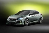 Nova Honda Civic - prototip za Europsko tržište